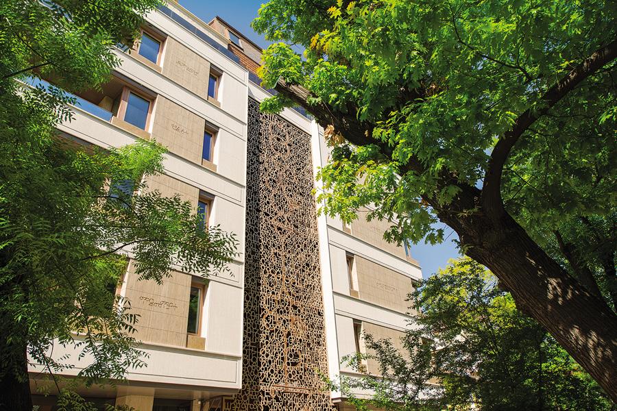 Артекс Инженеринг - сграда Летера